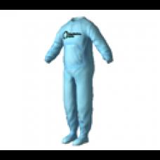 Adult-Footed Pajamas (Male)