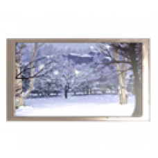 Animated Holiday Picture Frame