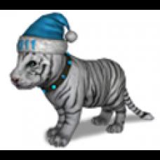 Winter Holiday White Tiger Companion 2011
