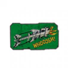 Sodium2 Whooosh! - Graphic Wall Art