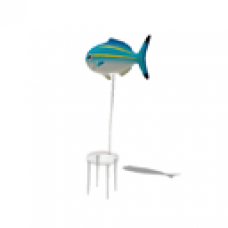 Fish Stool (Double-Lined Fusilier)