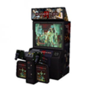 Playstation Home Archive The House Of The Dead 3 Arcade Cabinet