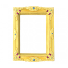 Animated Gold Picture Frame