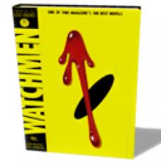 Large Watchmen Comic Book